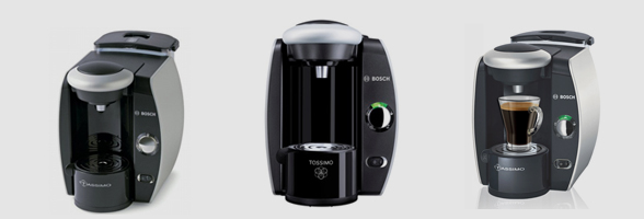Tassimo T45 - best single serve coffee makers